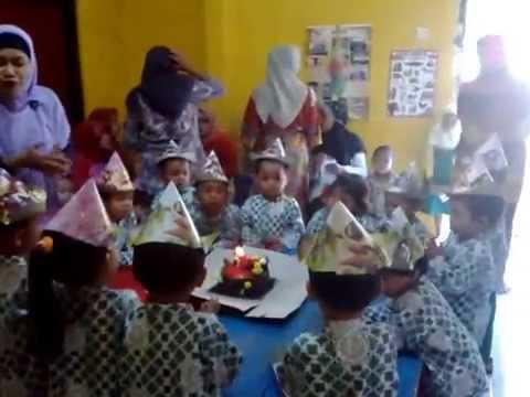 selamat ulang tahun versi islami