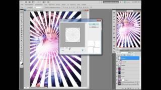 Урок Adobe Photoshop   Световые эффекты    Photoshopni o'rganish