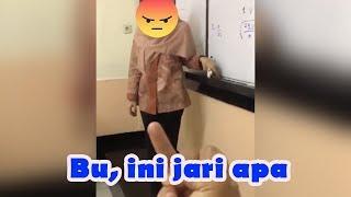 12 Video Murid Gombalin Guru   Parah yang Terakhir Ketahuan