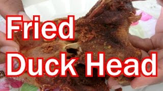 Fried Duck Head Thumbnail