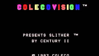 Colecovision Soundtrack: Slither