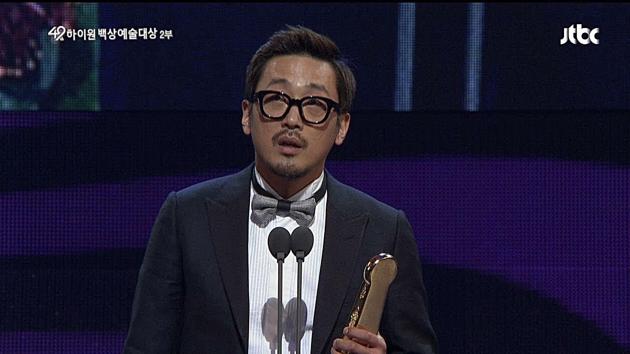 [수상소감] 영화부문 남자 최우수연기상 하정우(Ha Jung Woo) '베를린'('The Berlin File')
