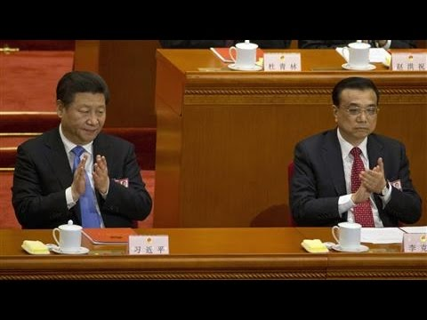 One China, Two Leaders, Two Messages?
