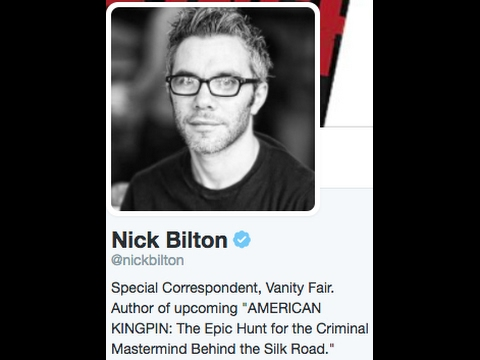 Vanity Fair's Nick Bilton: Why Hollywood As We Know It Is Over