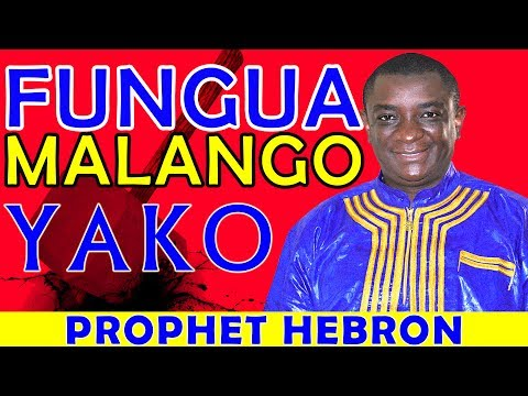 FUNGUA MALANGO YAKO, FUNGA MALANGO YA ADUI (SHETANI) - PROPHET HEBRON