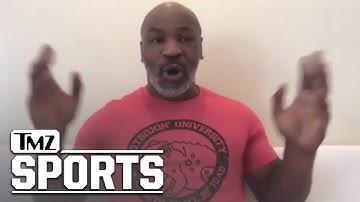 Mike Tyson Says Holyfield Rematch for Charity 'Would Be Awesome' | TMZ Sports