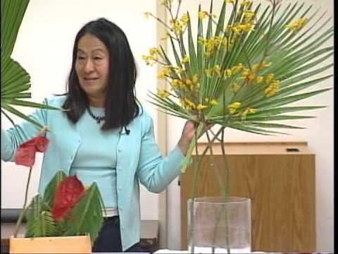 Ikebana: Japanese Floral Arrangement
