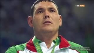 Asya Kuşak Güreşi Şampiyonası - Türkmenistan - 2. Kısım - TRT Avaz