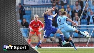 Toni Duggan scores sensational volley | BT Sport