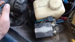 Установка электрического бензонасоса на ВАЗ 2107
