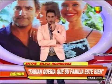 La hermana de Fabián Rodríguez le contestó a Raquel Mancini