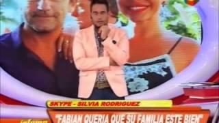 Silvia Rodríguez desmintió a Raquel Mancini