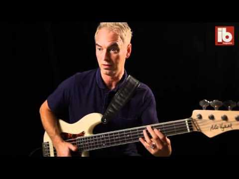 Paul Turner AVBP5 Bass Review in iBass Magazine