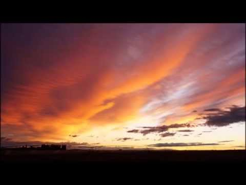 Beautiful Sunrises and Sunsets set to Canon in D