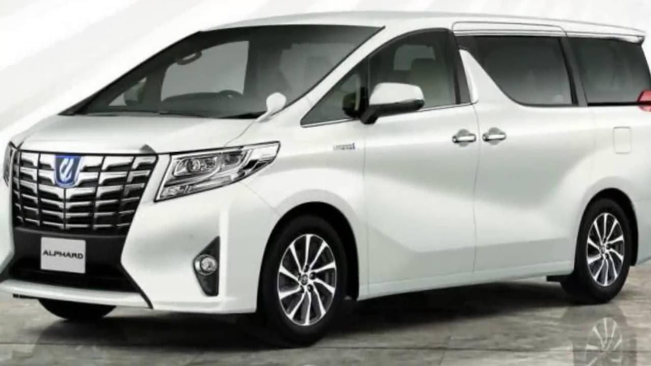 All New Alphard 2018 Grand Avanza Interior Toyota Youtube