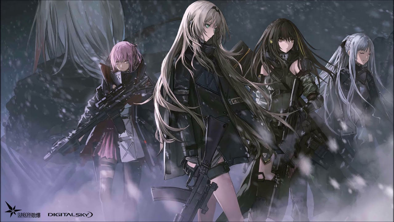 What Are We Fighting For? - Girls' Frontline Singularity Credits Song - YouTube