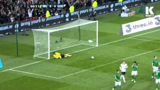Ireland 1-6 Germany HD