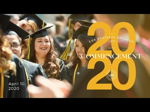 133rd Commencement at LDS Business College