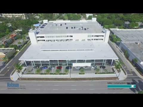 BMW Fort Lauderdale Showroom