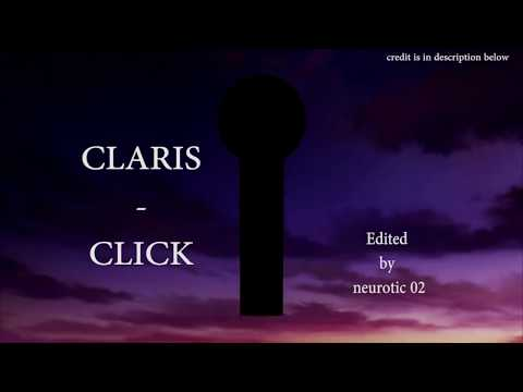 CLARIS - CLICK lyric video 480p