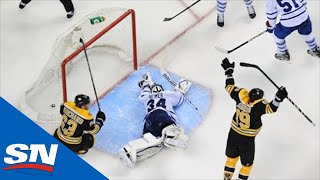 The Last 25 Years Of Nhl Playoffs Overtime Goals: Boston Bruins