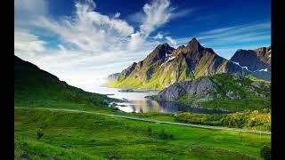 Высокие горы /Природа/облака