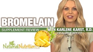 Professional Supplement Review - Bromelain