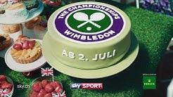 Wimbledon 2018 Live auf Sky Sport - Sky Sport [HD]