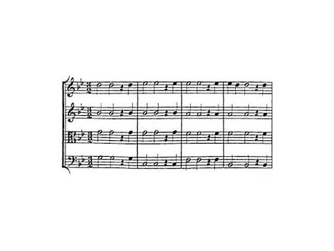 Händel: Sarabande (Almira) - Forck