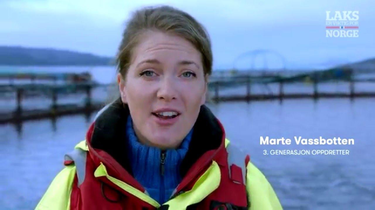 Norsk laks ut i verden
