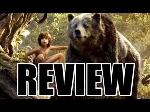 THE JUNGLE BOOK *REVIEW*