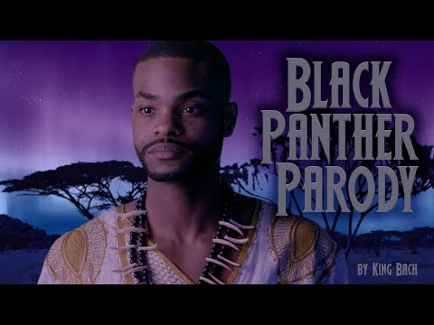 The Quest Of Becoming Black Panther l King Bach