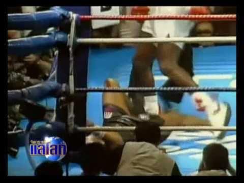 21ปี Mike Tysonโดนน็อค