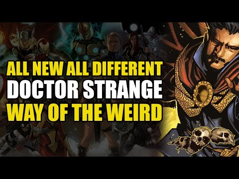 Way of The Weird (All New All Different Doctor Strange Vol 1: Way of The Weird)