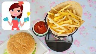 Dondurulmuş Patates Kızartması Tarifi - Kevserin Mutfağı - Yemek Tarifleri Video