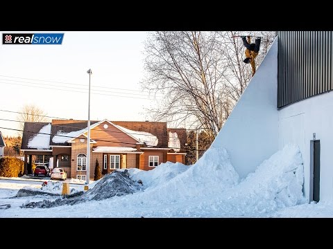 Frank Bourgeois | X Games Real Snow 2017