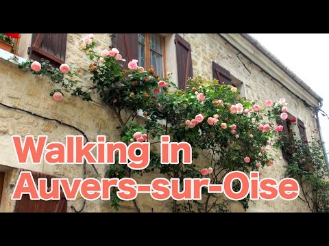 Walking in Auvers-sur-Oise