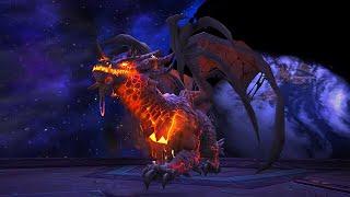 Wrathion, the Black Emperor Mythic by Эксодия hunter (beastmastery) PoV ♥ WoW BFA 8.3☠