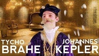 Tycho Brahe vs. Johannes Kepler - Science History Battle Rap
