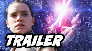 Star Wars The Force Awakens DVD Trailer and Deleted Scenes Breakdown