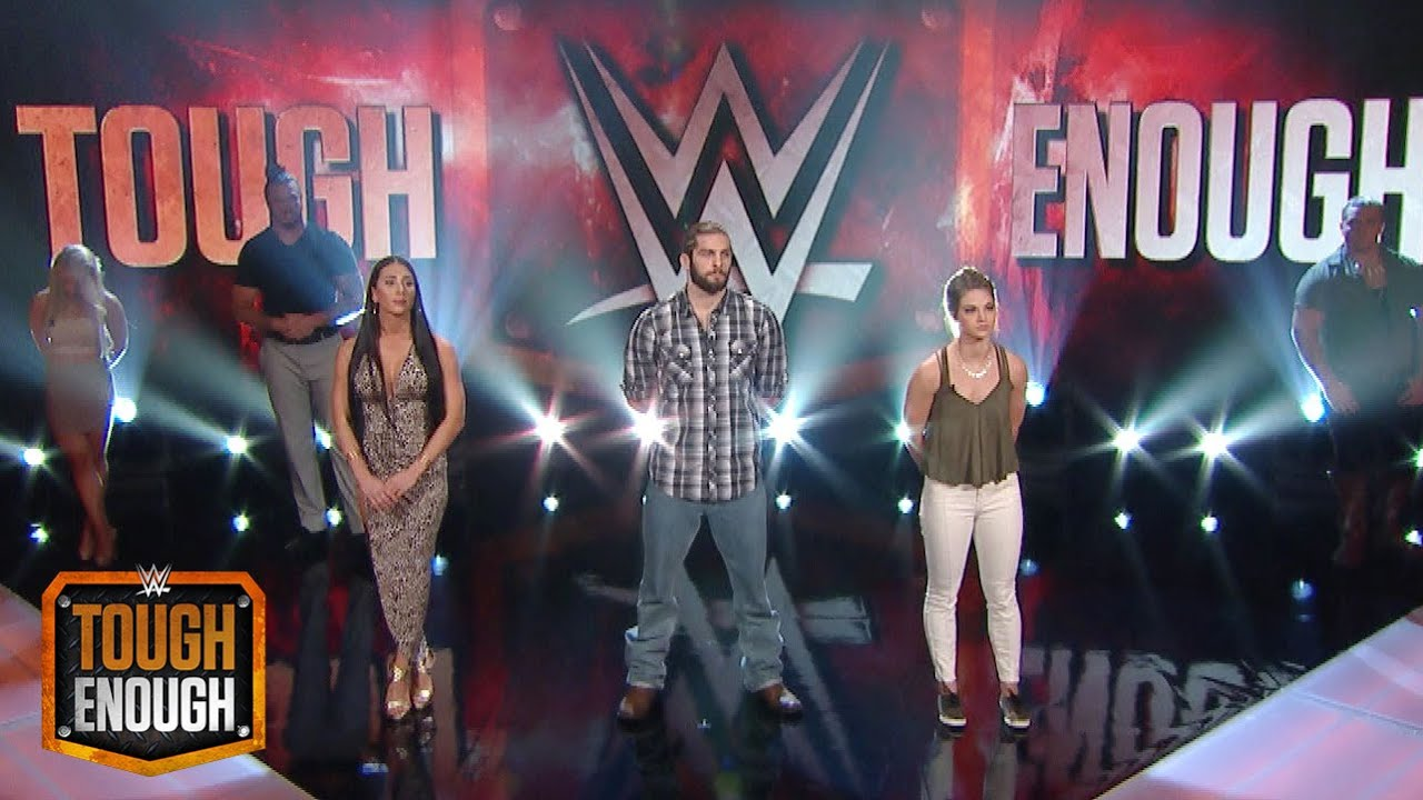 how to get on wwe tough enough