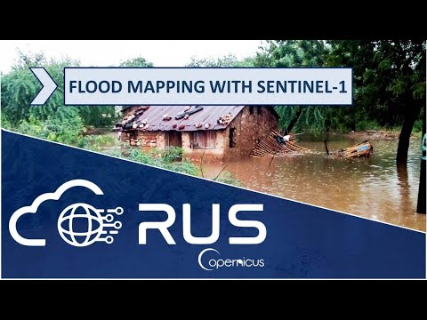 RUS Webinar: Flood Mapping with Sentinel-1 - HAZA01