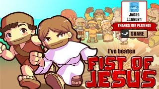 Fist of Jesus gameplay Bosses