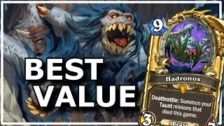 Hearthstone - Best Value Moments