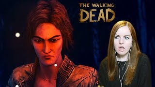 IS THAT REALLY HER? | The Walking Dead Game Season 4 Episode 2 Trailer Reaction