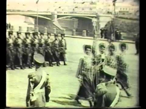 Парад  в Москве 30 05 1912