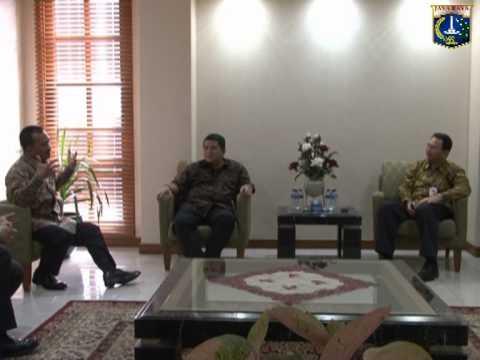 16 Jul 2014 Plt. Gub Basuki T. Purnama Menerima Dirut PT PGN