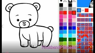 Bear Coloring Pages - Coloring Pages For Kids