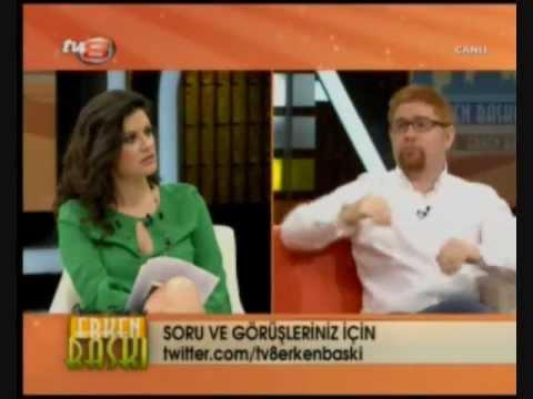 """M. Barış Muslu ve """"Beynine Format At"""", Oylum Talu'nun konuğu  - 16.Şubat.2013"""