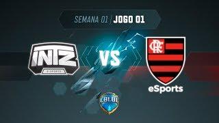 CBLoL 2019: 2ª Etapa - Fase de Pontos | INTZ x Flamengo (Jogo 1)
